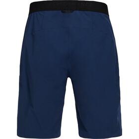 Peak Performance Ligth Softshell Shorts Herr thermal blue